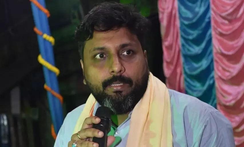 Local BJP leader Manish Shukla shot dead in West Bengal, party blames Mamata''s TMC - Sentinelassam