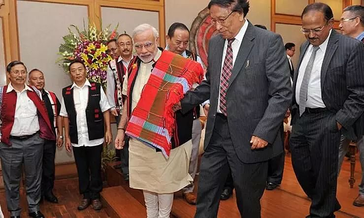 Unhappy over Centre dealing with Peace talks, NSCN(IM) releases missive written to PM