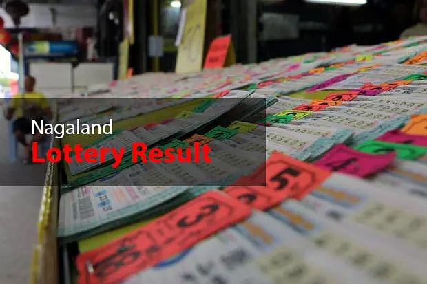 Nagaland State Lottery Result for 10 October, 2020; Check details here