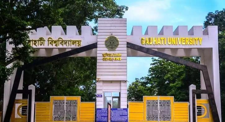 Gauhati University classes for undergraduate degree courses from November 1
