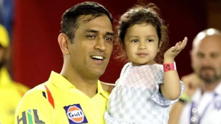 Juvenile detained for sending rape threats to Dhoni's daughter