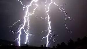 Lightning kills three, hurts seven in Tripura