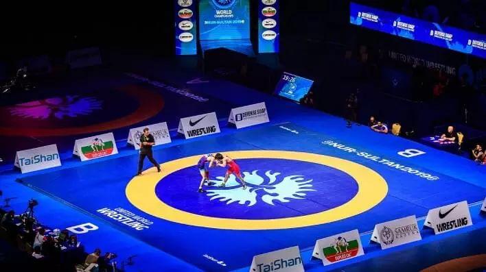 Wrestling World Championships