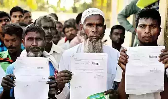 Assam: Thousands of ineligible names to be deleted from NRC list