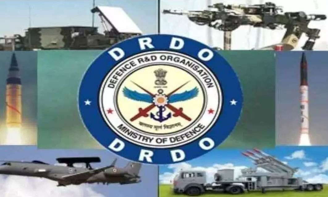 DRDO 10 positions of Junior Research Fellow (JRF) and 2 Research Associates  (RA)