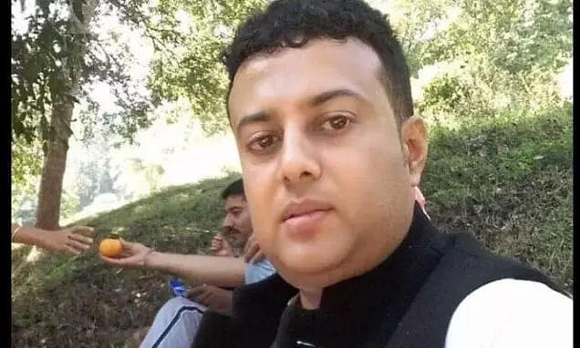 Rajeev Parashar, Assam BJP worker, arrested in P&RD scam