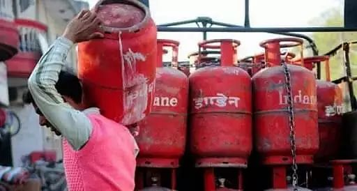 New home delivery rules for LPG cylinders