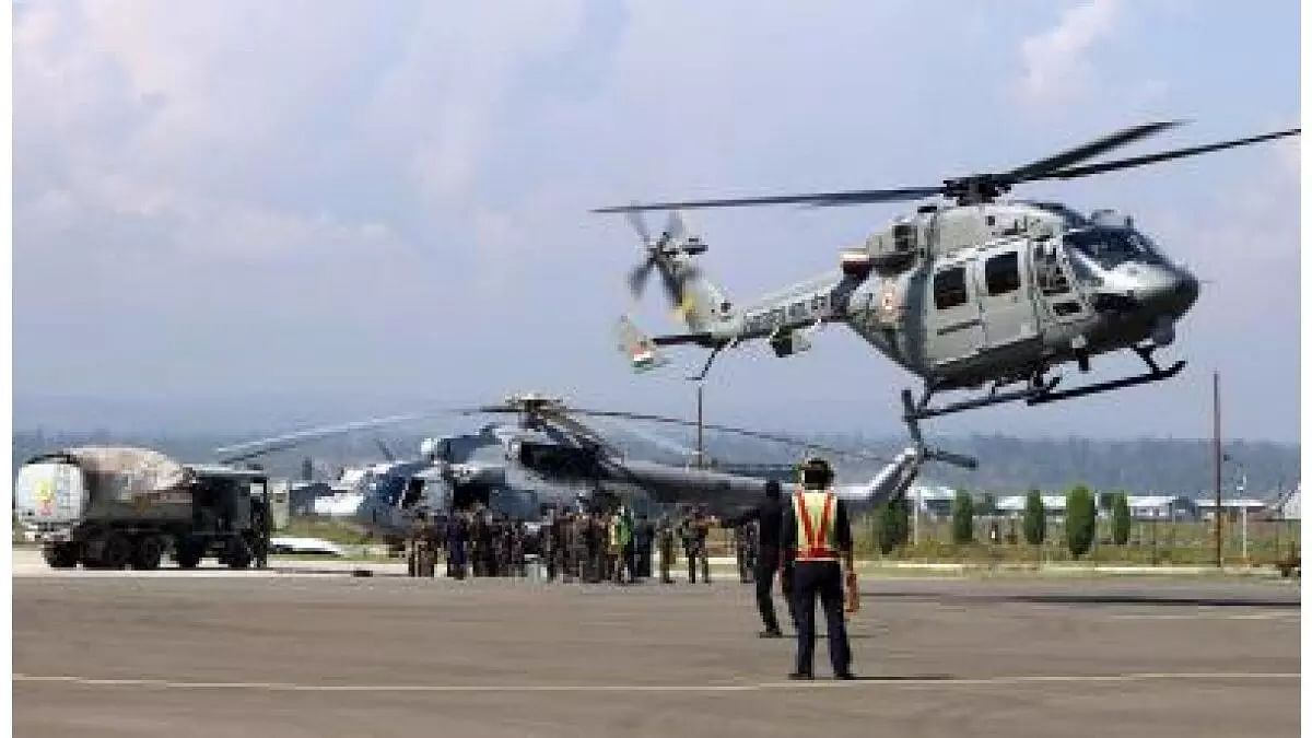 Ukraine blames Russia of fake propaganda for thwarting IAF contract