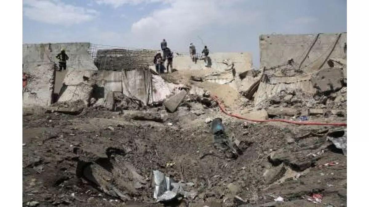 12 kids killed as air strike hits mosque in Afghanistan