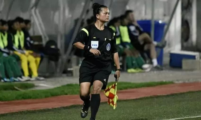 Riiohlang Dhar, lady constable from Meghalaya selected as FIFA International Referee