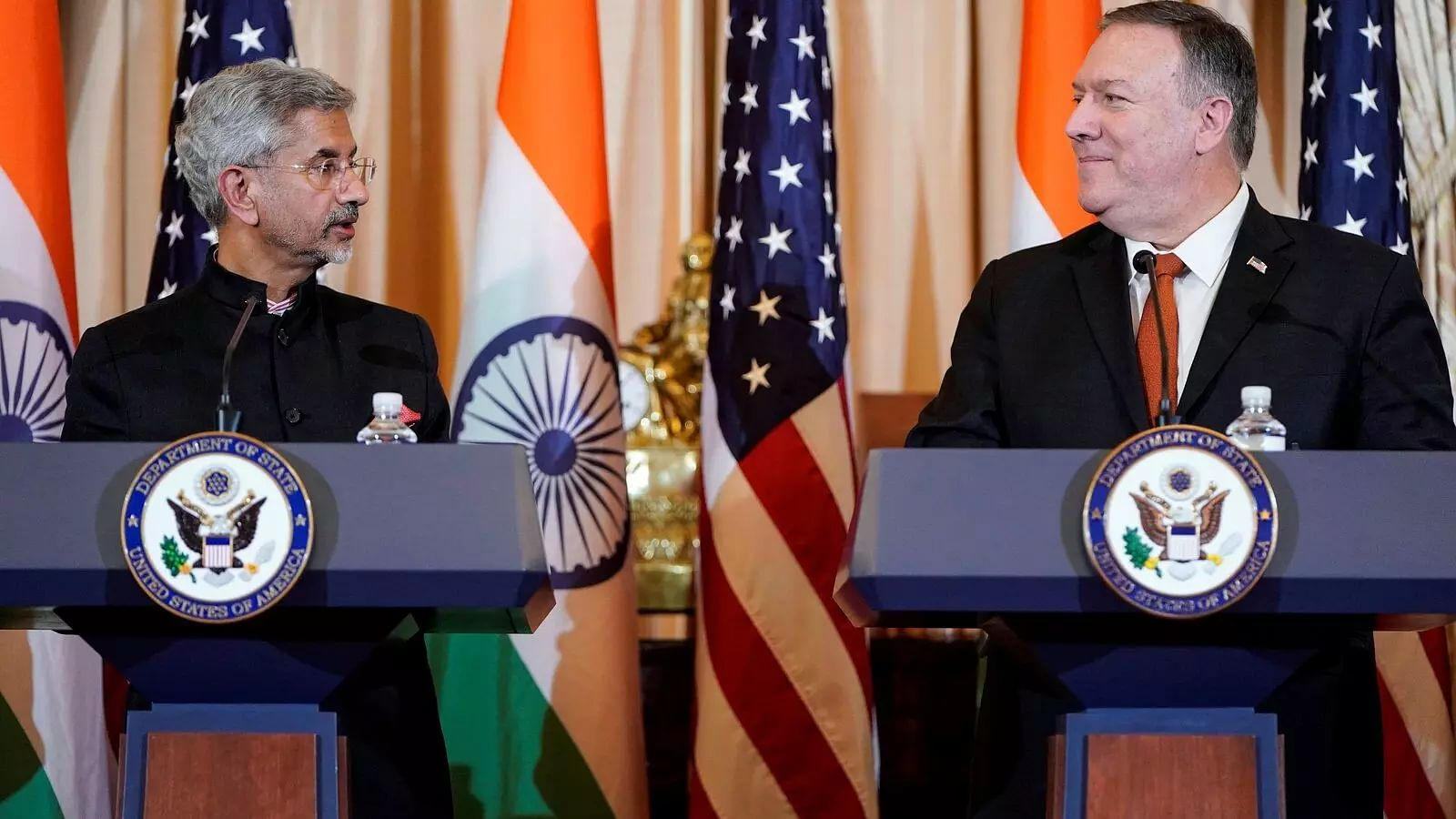 India, US jointly challenge China on South China Sea