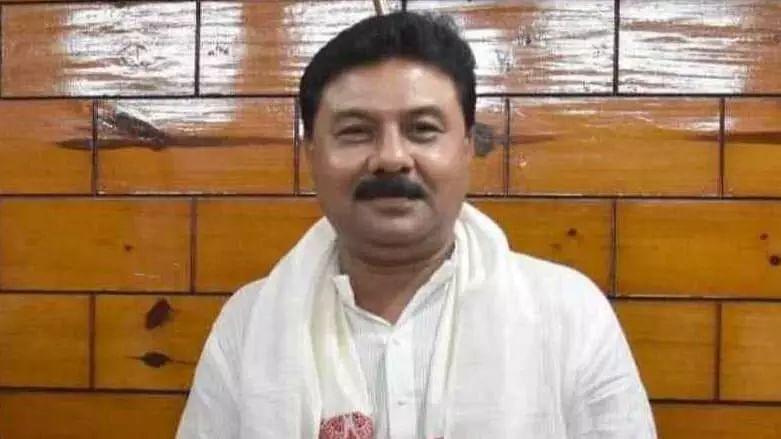 BJP president Ranjit Das strongly opposes Miya Museum at Kalakshetra