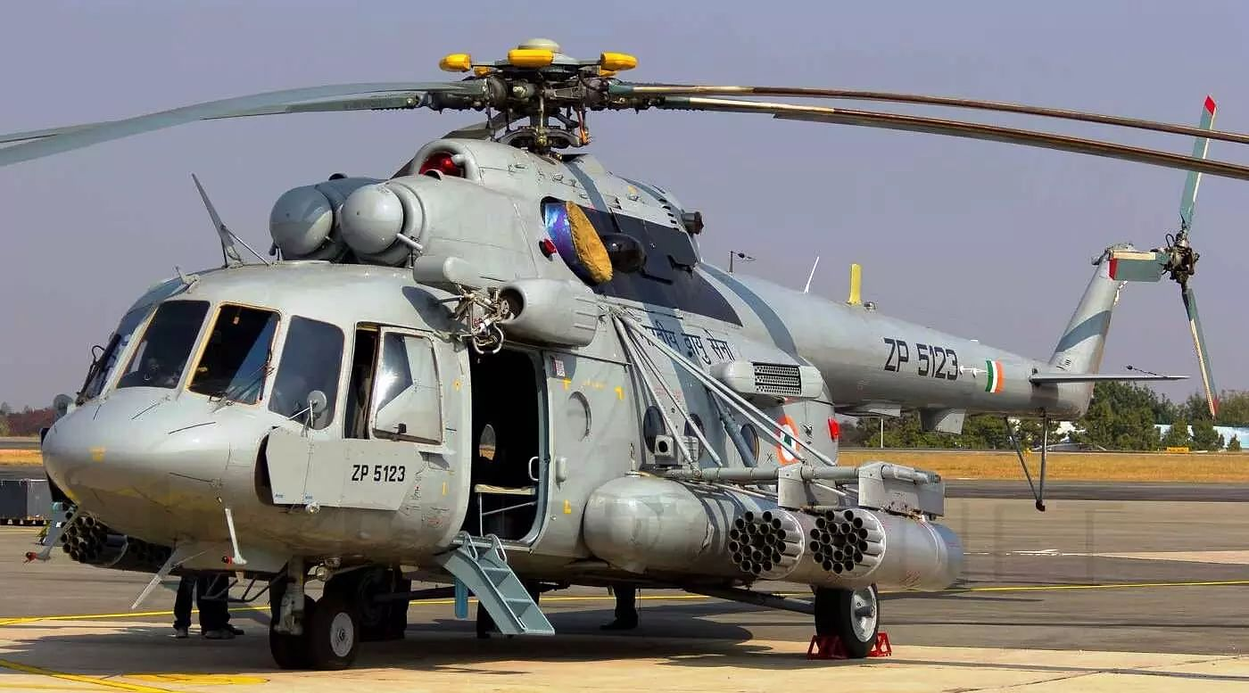 Motor Sich, under scanner for Chinese investment, competes with Russian Helicopters for IAF contract