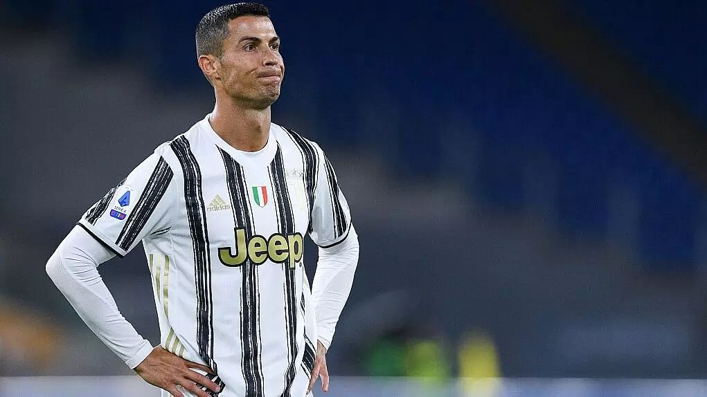 Cristiano Ronaldo again tests positive for COVID-19