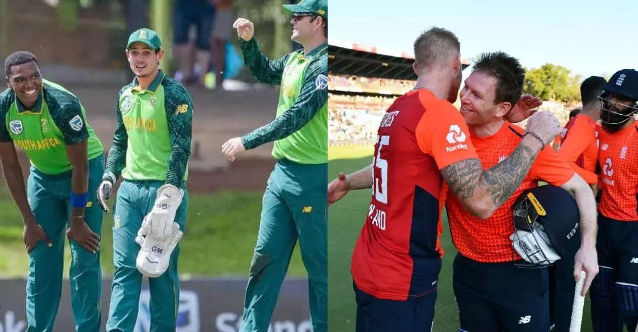 Sri Lanka, Australia & Pakistan to tour South Africa