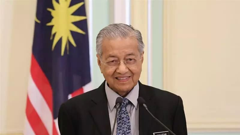 Malaysias ex-PM Mahathir Mohamad justifies Islamic terrorism