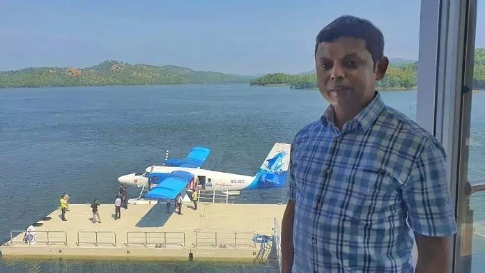 Assam's Santanu Kalita, the man behind India's first sea plane inaugurated by PM today