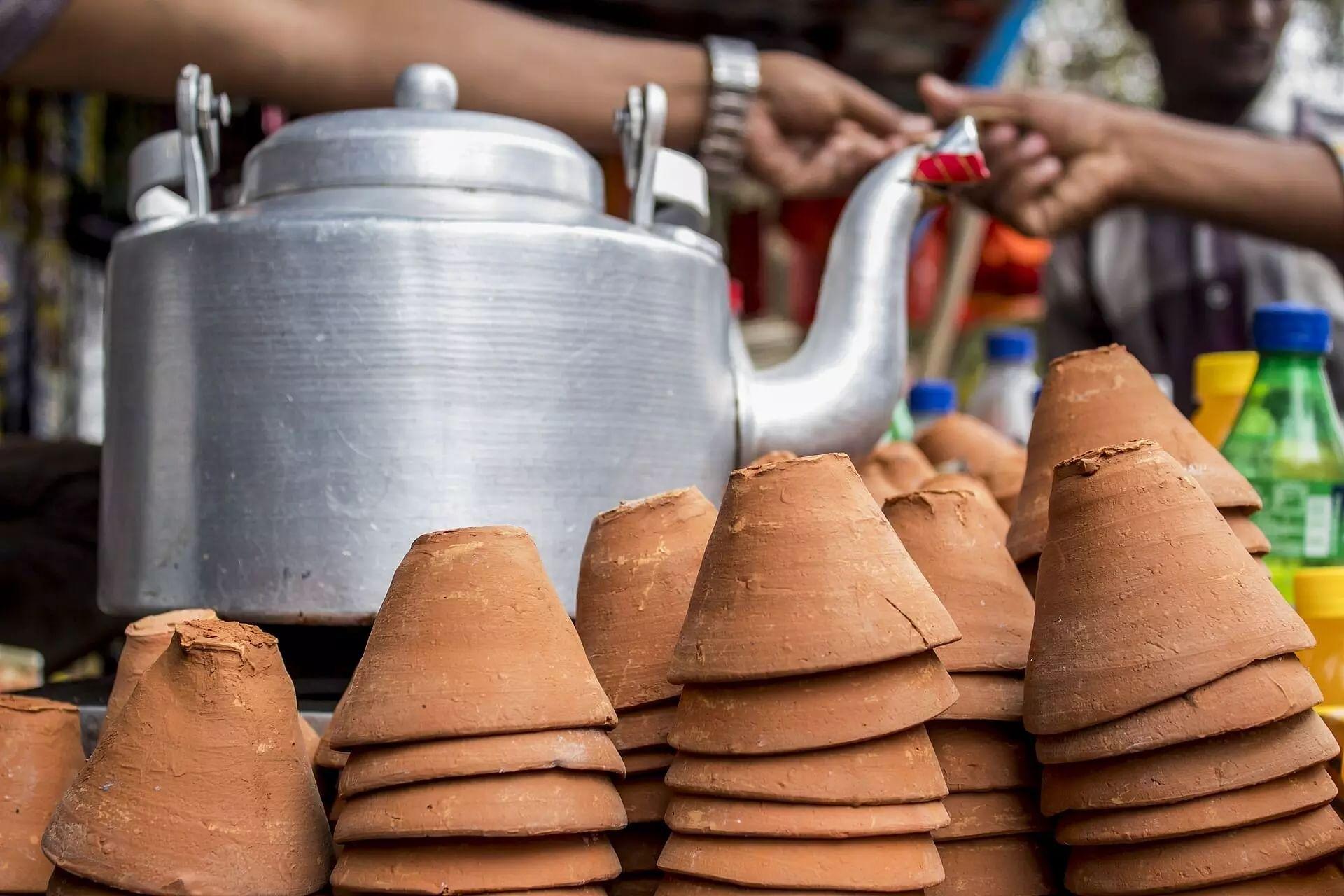 14 year old Mumbai boy turns tea seller after mother loses job during lockdown