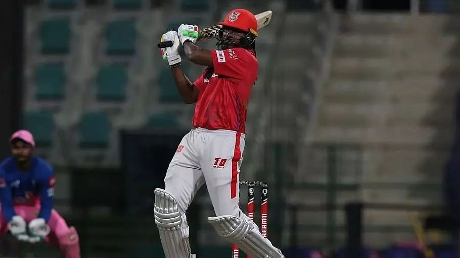 Gayle fined