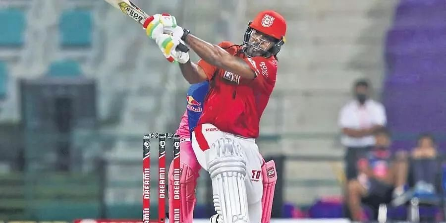 A tale of 99s: Gayle does it twice in IPL
