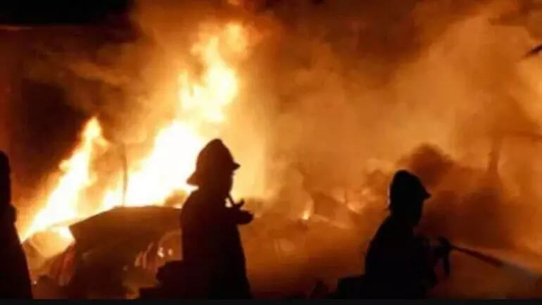 Fire in Shillong, 8 houses gutted; no one hurt