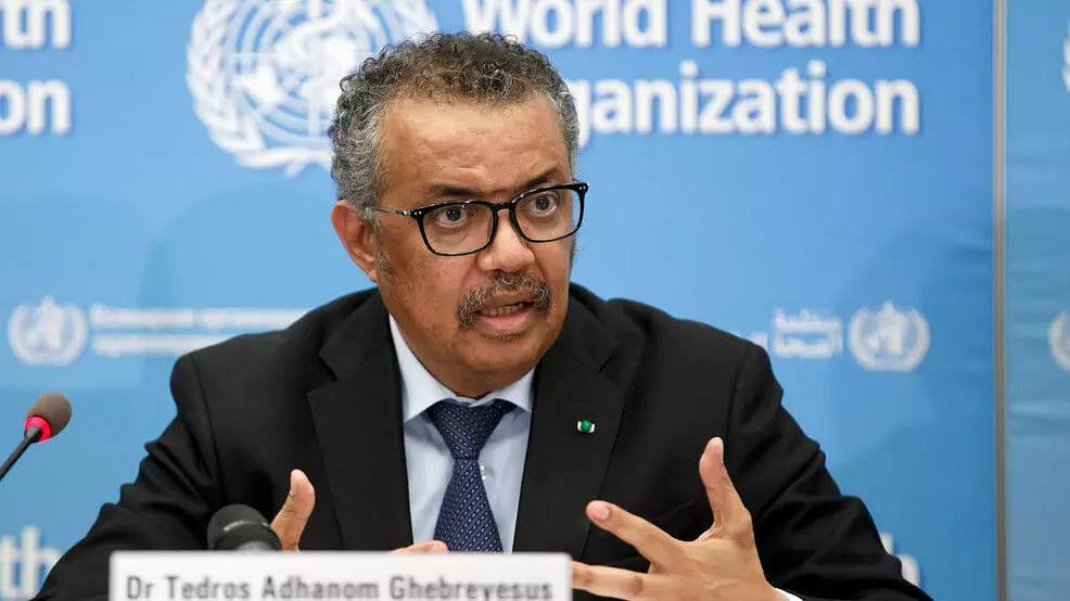 WHO Director-General Tedros Adhanom Ghebreyesus self-quarantines himself
