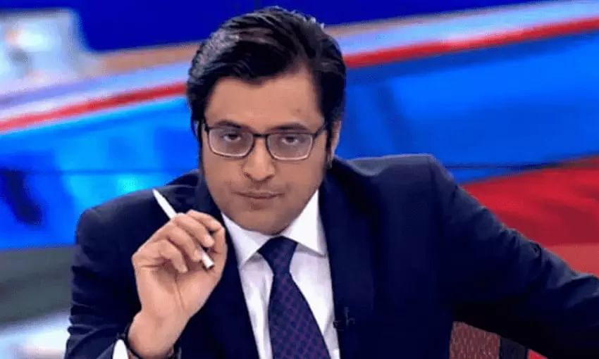 Big Breaking: Mumbai Police arrests Arnab Goswami in relation to a suicide case