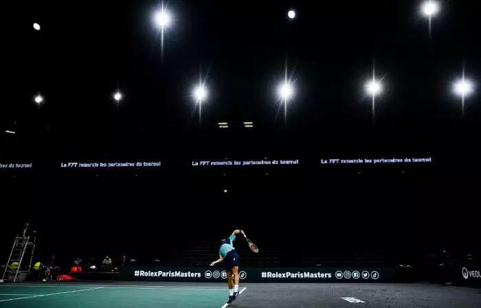 Paris Masters starts at Bercy despite France lockdown