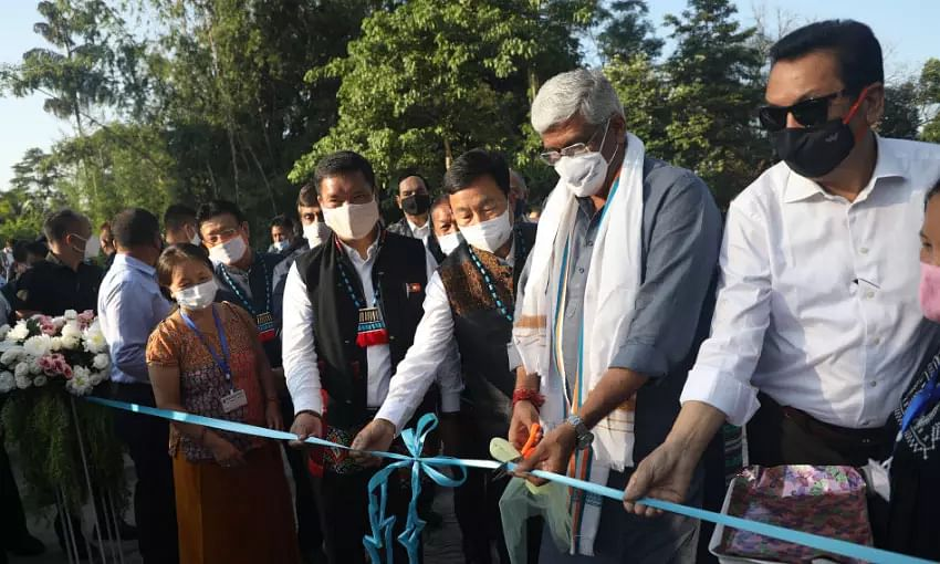 First solar-based water supply project of India launched in Arunachal Pradesh