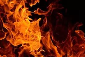 Ahmedabad man set on fire by wife