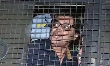 Arnab Goswami accused Mumbai police of forcing him to drink some liquid
