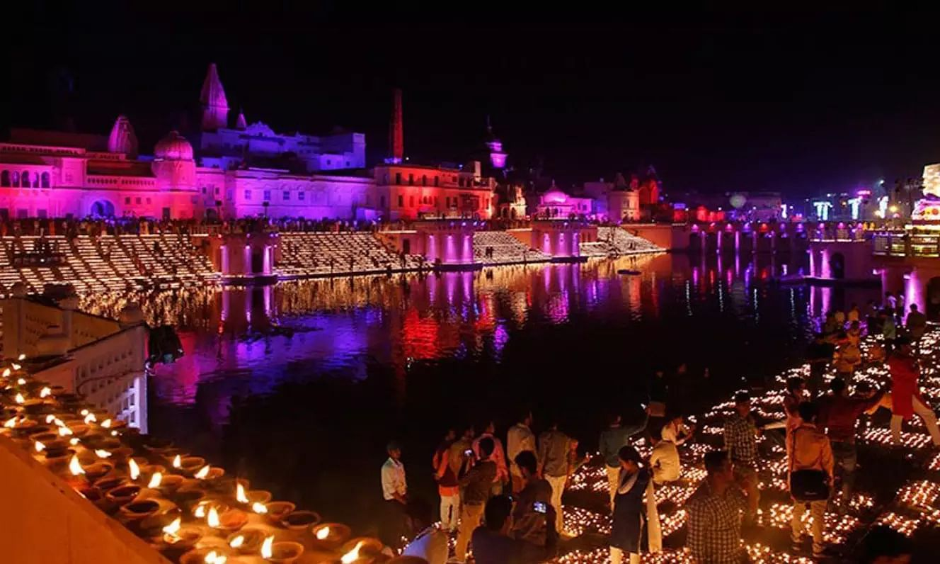 Deepotsav 2020:First ever celebration at Ram Janmbhoomi in Ayodhya