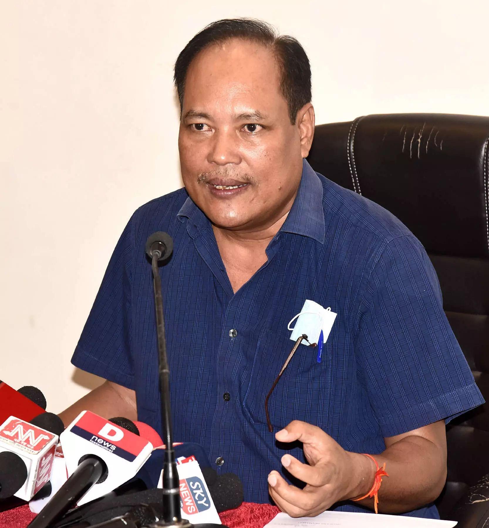 BJP leader Biswajit Daimary elected unopposed to Rajya Sabha from Assam