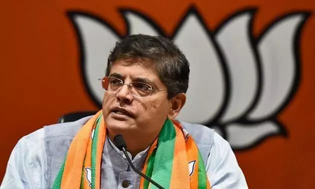 BJP appoints Baijayant Panda as Assam's in-charge of BJP