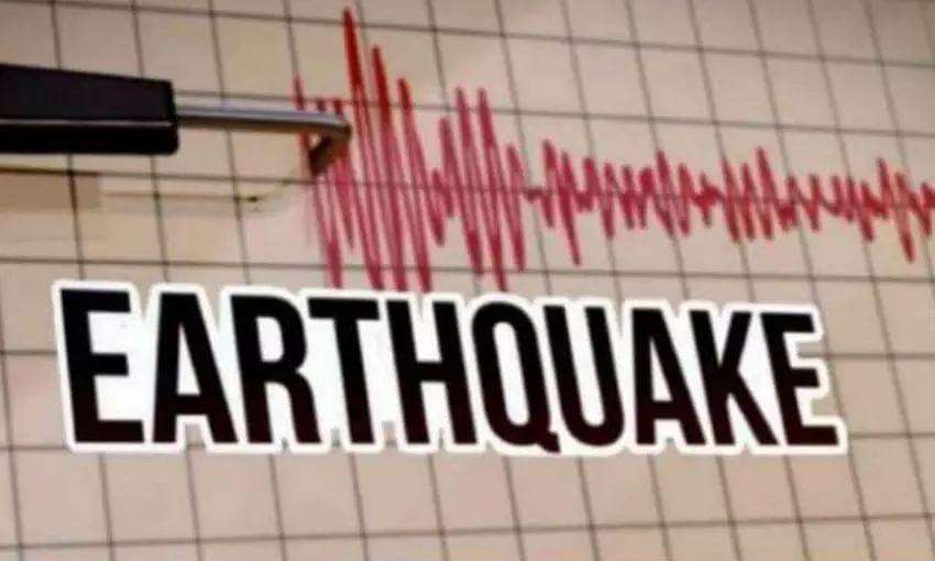 A 5.2 magnitude earthquake hits Mizoram