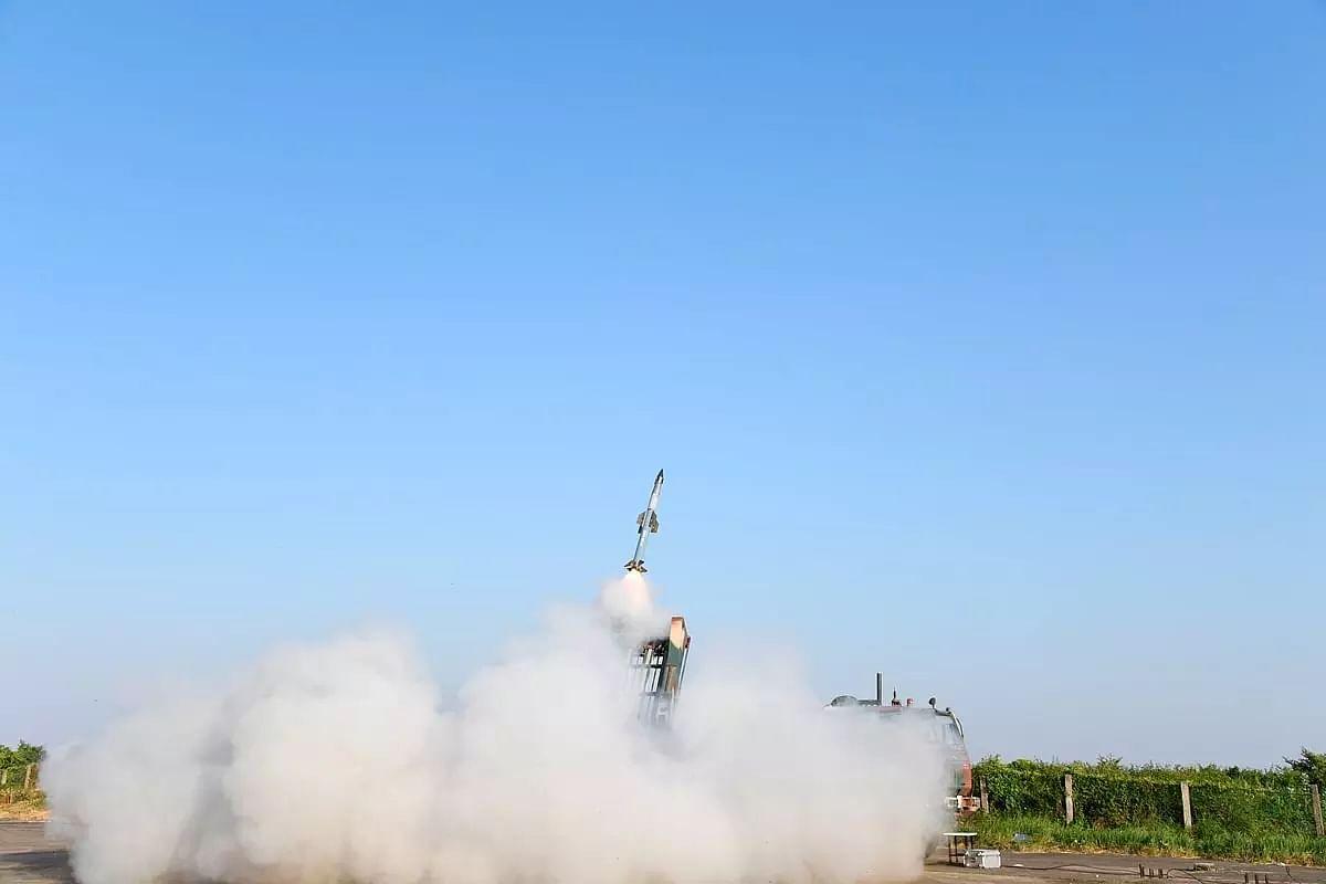 QRSAM missile system achieves major milestone