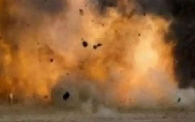 LPG cylinder blasts