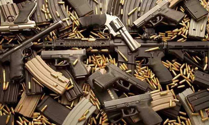 Meghalaya Police seize arms in East Garo Hills, third seizure in less than a week