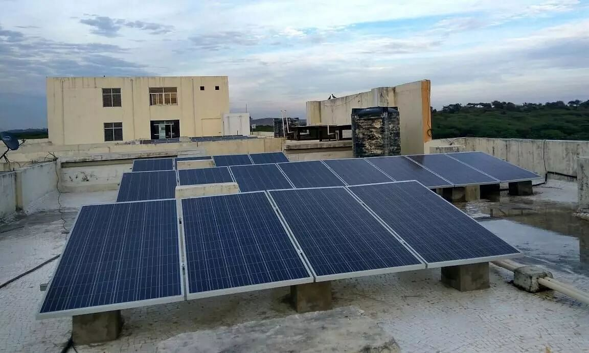 Residential rooftop solar projects in Meghalaya