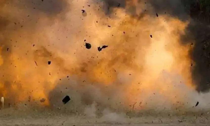 Bomb blast at RIMS hospital, Imphal, 2 injured