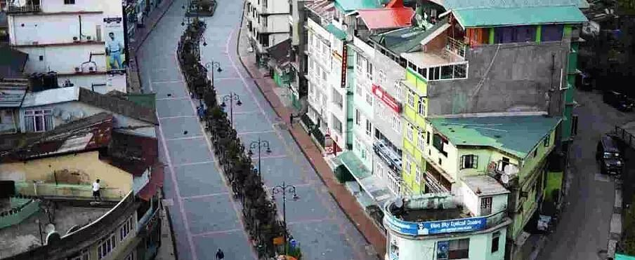 Sikkim Govt declares total lockdown for a week to defeat COVID-19. Full details here