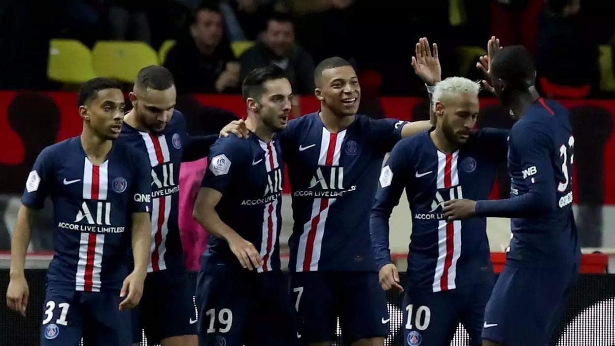 Paris Saint-Germain (PSG) announce three more COVID-19 cases