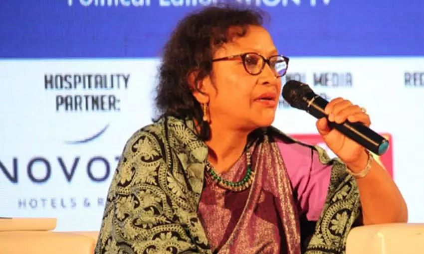 The Shillong Times editor, Patricia Mukhim resigns from the Editors Guild of India