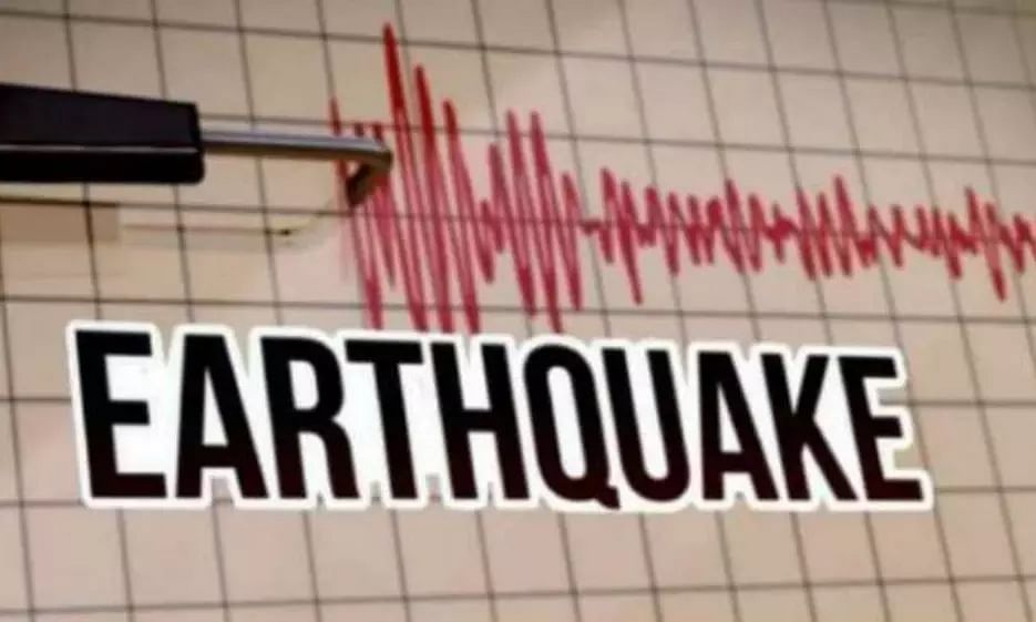 Two moderate intensity earthquakes hit Manipur