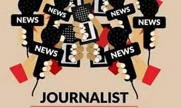 Yet another incident of attack on  journalists reported from Mancachar, Assam