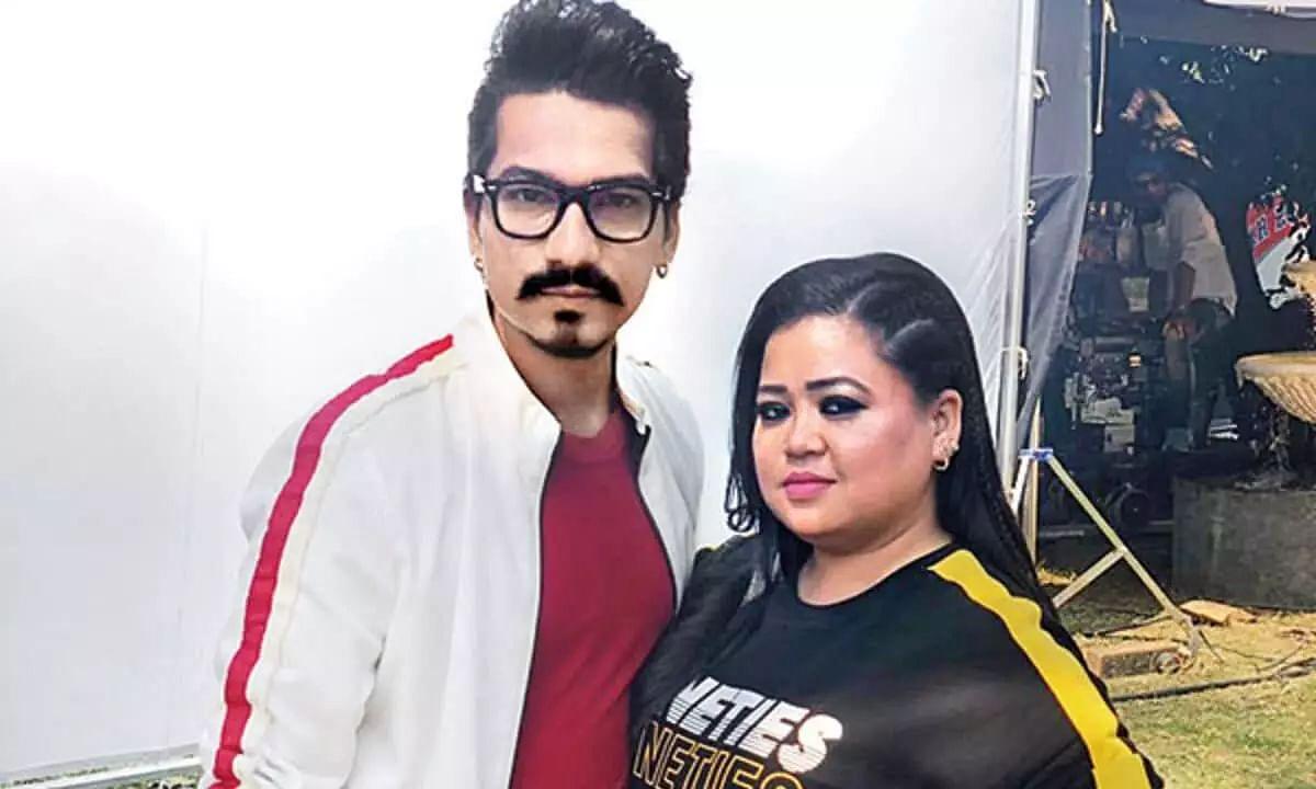 Comedian Bharti Singh arrested by Narcotics Bureau for drug use