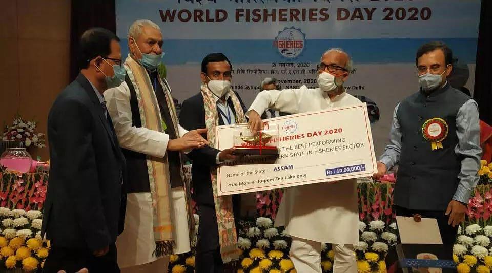 World Fishery Day