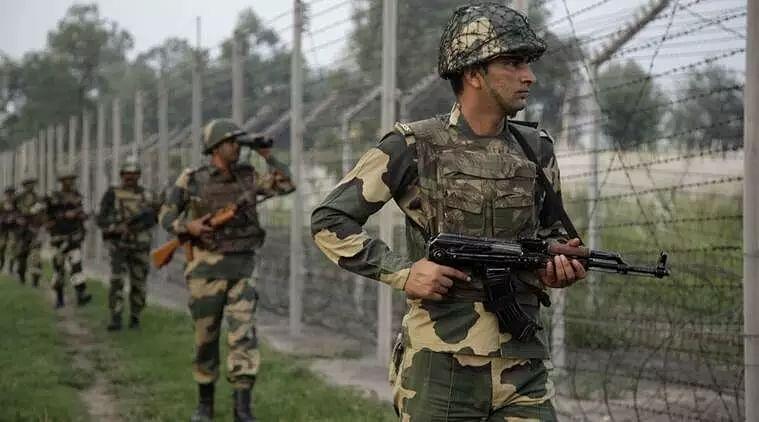 Pakistan once again violates ceasefire on LoC in Rajouri