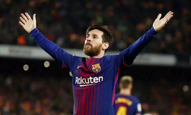 Pep Guardiola hopes Lionel Messi ends career at Barca
