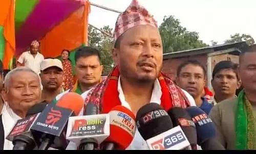 Congress on the verge of extinction in Assam: BJP MLA Padma Hazarika